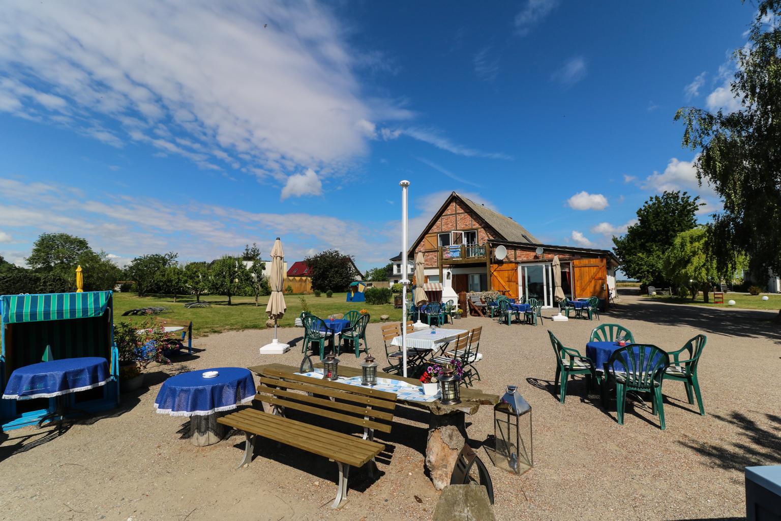 Urlaub auf der Insel Usedom heißt…